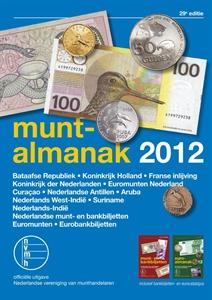 Picture of Muntalmanak 2012 van de NVMH