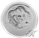 "Picture of Zilveren 1 ounce-munt ""Dragon"""