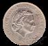 Picture of Zilveren rijksdaalders Juliana (prijs per 250 st.)