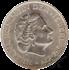 Picture of Zilveren guldens Juliana (prijs per 500 st.)