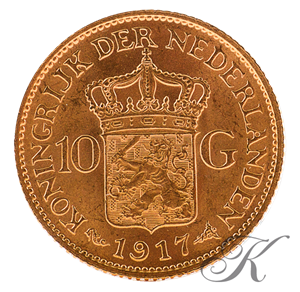 Picture of Gouden Tientje