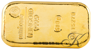 Picture of Goudbaar 500 gram