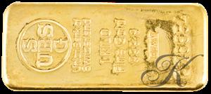 Picture of Goudbaar 1 kilogram