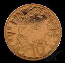 Picture of Gouden 10 Euro 2003 (Van Gogh)
