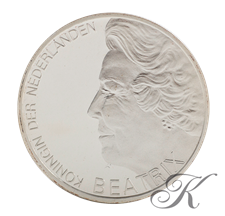 Picture for category 10 Gulden Zilver