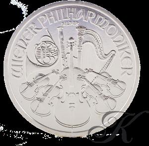 Picture of Zilveren Wiener Philharmoniker (DIRECT LEVERBAAR)