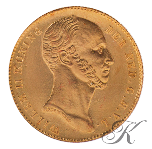 Picture of Gouden Vijfje 1848