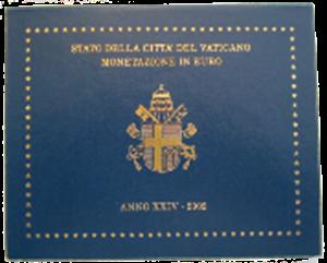 Picture of BU-set Vaticaanstad 2002