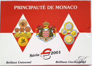 Picture of BU-set Monaco 2001