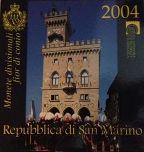 Picture of BU-set San Marino 2004