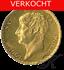 Picture of Gouden 20 Gulden 1810 Lodewijk Napoleon