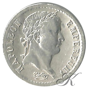 Picture of ½ Francs 1813 Napoleon I