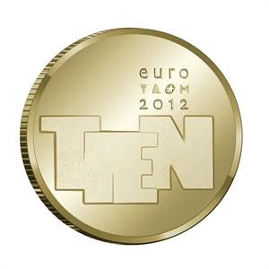 Picture of Gouden 10 Euro 2012 Beeldhouwkunst