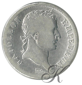 Picture of 1 Franc 1813 Napoleon I