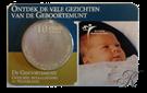 Picture of Coincard 10 euro 2004 Geboorte Amalia