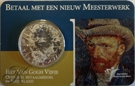 Picture of Coincard 5 euro 2003 Van Gogh