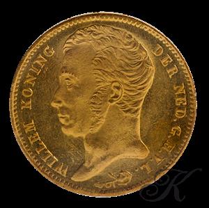 Picture of Gouden Tientje 1827 Utrecht