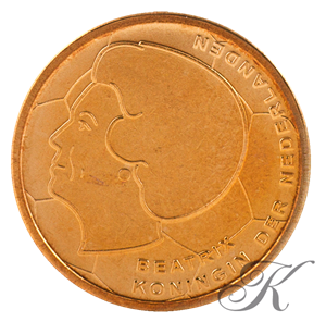 Picture of Coincard 5 Gulden 2000 EK