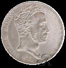 Picture of 3 Gulden 1818 Utrecht