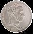 Picture of 3 Gulden 1830/24 met streep