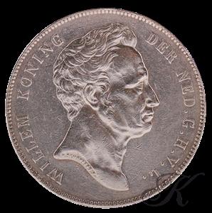 Picture of Zilveren Rijksdaalder 1840