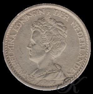 Picture of Zilveren Gulden 1911