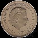 Picture of 1 Gulden 1969 haan