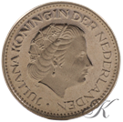 Picture of 1 Gulden 1973