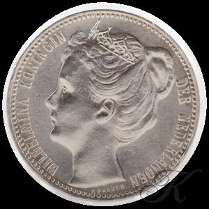 Picture of Zilveren Gulden 1904