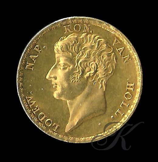 Munthandel kevelam b v gouden 10 gulden 1810 lodewijk for Gulden interieur b v