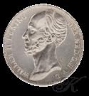 Picture of Zilveren Gulden 1845 met streep