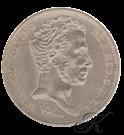 Picture of Zilveren Gulden 1824 Utrecht (zonder streep)