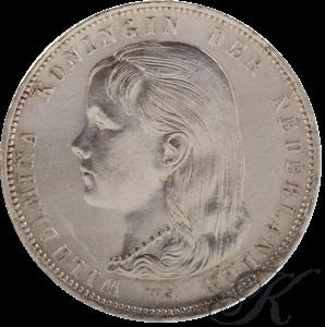 Picture of Zilveren Gulden 1892