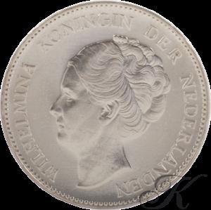 Picture of Zilveren Gulden 1924