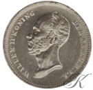 Picture of 25 cent 1848 zonder punt