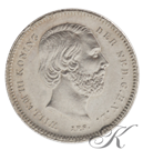 Picture of 25 cent 1853