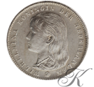 Picture of 25 cent 1895 recht mmt