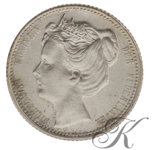 Picture of 25 cent 1901 brede hals