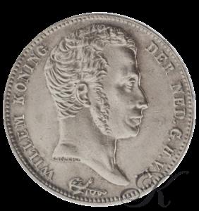 Picture of Halve Gulden 1818 Utrecht