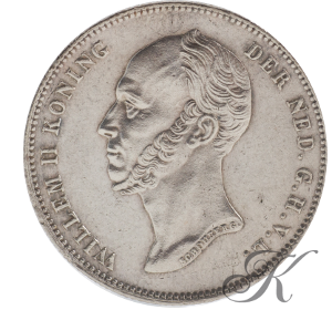 Picture of Halve Gulden 1848