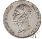 Picture of Halve Gulden 1848/47