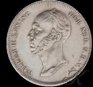 Picture of Halve Gulden 1848/47