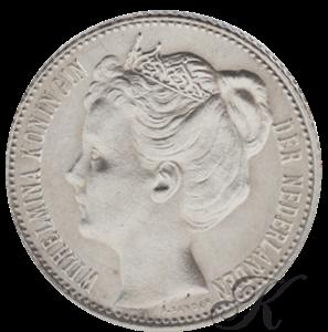Picture of Halve Gulden 1898