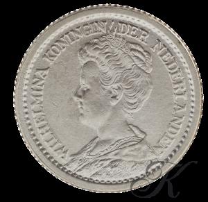 Picture of Halve Gulden 1910