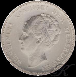 Picture of Halve Gulden 1929 Parelvariant
