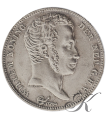 Picture for category ½ Guldens Willem I