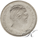 Picture of 10 cent 1874 klaverbladvormig zwaard