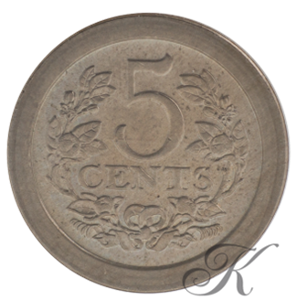 Picture of 5 cent 1907