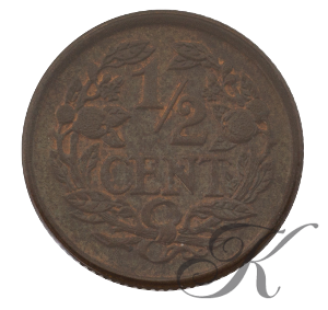 Picture of ½ cent 1940