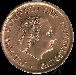 Picture of 5 cent 1967 van de rand af